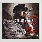 STALLION FOUR - Rough Times - CD - Import - **Mint Condition**