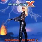 RACER X - Getting Heavier//snowball Of Doom - 2 CD - Limited Edition Import NEW