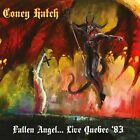 Fallen Angel... Live Quebec '83 By Coney Hatch - CD - Excellent Condition - RARE