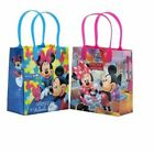 Disney Mickey and Minnie Mouse Birthday Party Favor Goody Gift candy Bags 12pcs