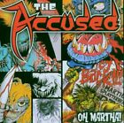 ACCUSED - Oh Martha! - CD - **Excellent Condition**