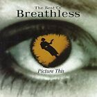 BREATHLESS - Picture This: Best Of Breathless - CD - *BRAND NEW/STILL SEALED*