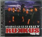 NECESSARY RUKKUS VOLUME ONE - V/A - CD - **MINT CONDITION** - RARE