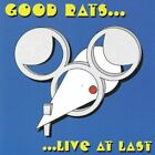 GOOD RATS - Live At Last - CD - **Mint Condition** - RARE