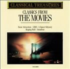 """Classics From The Movies CD Fatal Attraction, 2001, Raging Bull, Amadeus, """"10�"""