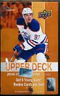 2016-17 Upper Deck SERIES 1 Hockey Factory Sealed Hobby Box