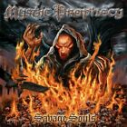 MYSTIC PROPHECY - Savage Souls - 2 CD - Import - **Mint Condition**