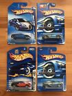Hot Wheels First Editions FTE Hot Auction Bugatti Veyron Lot 4