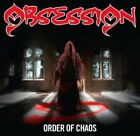 OBSESSION - Order Of Chaos - CD - **BRAND NEW/STILL SEALED**