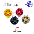 CNC Engine Oil Filler Cap Plugs For Ducati 749 999 1098 1198 R S 03-12 10
