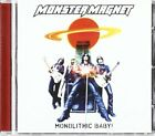 MONSTER MAGNET - Monolithic Baby - CD - Import - **Mint Condition** - RARE