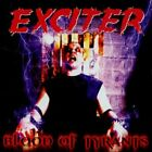 EXCITER - Blood Of Tyrants - CD - Import - **Excellent Condition**