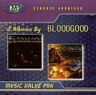 BLOODGOOD - Bloodgood/detonation - CD - **Excellent Condition**