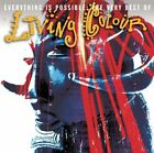 LIVING COLOUR - Everything Is Possible: Very Best Of Living Colour - CD - NEW