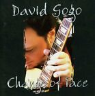 DAVID GOGO - Change Of Pace - CD - Import - **BRAND NEW/STILL SEALED**