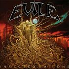 EVILE - Infected Nations - CD - **Mint Condition**