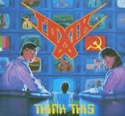 TOXIK - Think This - CD - Import Original Recording Remastered - Mint Condition