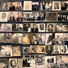 4 Old 8x10 5x7 50 Vintage Photos Lot BLACK  WHITE HollywooD Storage Finds