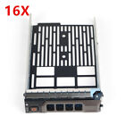 Lot of 1635 SAS SATA HDD Hard Drive Tray Caddy Sled For Dell PowerEdge R730XD