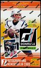 2018 Panini DONRUSS Football Factory Sealed HOBBY Box