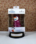 Hallmark Olaf in purple from Frozen - Christmas Tree Ornament New