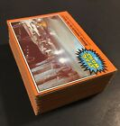 1977 Topps Star Wars Series 5 Orange Trading Card Incomplete Set Lot of (56)