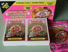 GARBAGE PAIL KIDS 2008 ANS 7 SET of 110 Cards + 1 empty box & wrapper