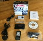 Pentax Optio S7 7.0MP Digital Camera - Silver (Accessories CD and Pouch)