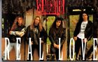 Slaughter Real Love 1992 Hard Classic Rock Roll Cassette Tape Single Metal