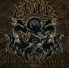 EVILE - Five Serpent's Teeth - CD - **BRAND NEW/STILL SEALED** - RARE