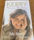 KERRY TOO MUCH TOO YOUNG MY STORY BY KERRY KATONA 1st HAND SIGNED HARDBACK