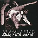 LEAGUE OF DECENCY - Shake Rattle & Roll - CD - **BRAND NEW/STILL SEALED**
