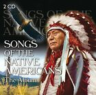 SONGS OF NATIVE AMERICANS - V/A - 2 CD - IMPORT - **BRAND NEW/STILL SEALED**