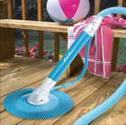 Kreepy Krauly Pool Cleaner Ez Vac Robotic Above Ground Swimming Vacuum Automatic