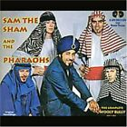 SAM SHAM & PHARAOHS - Definitive Collection - 3 CD - Box Set - RARE