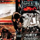 Defecation - Purity Dilution - Grindcore Mick Harris Napalm Death NEW Sealed CD