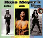 RUSS MEYER'S LORNA/VIXEN./FASTER, PUSSYCAT! KILL! KILL! - V/A - CD - IMPORT MINT