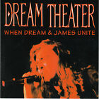 DREAM THEATER When Dream & James Unite 2 CD Set Iron Maiden Day The Winery Dogs