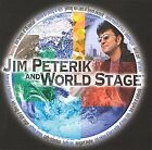JIM PETERIK & WORLD STAGE - Self-Titled (2000) - CD - **Mint Condition**