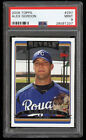 Alex Gordon Rookie and Prospect Card Guide 51