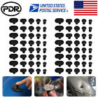 10-90pcs Glue Pulling Tabs For Diy Paintless Dent Repair Pdr Tool Puller Lifter