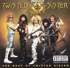 Big Hits and Nasty Cuts: The Best of Twisted Sister [PA] by Twisted Sister CD