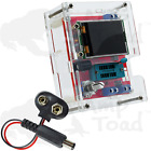 Gm328 Ic-ttl Transistor Testor With Clear Case - Component Tester