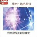 DISCO CLASSICS - Ultimate Collection - 4 CD - Import - **Mint Condition**