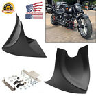 For Harley Front Chin Fairing Spoiler Sportster Fatboy Softail Touring 2004-2017