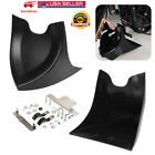 Front Spoiler Chin Fairing Gloss Black For Harley Dyna Fat Bob FXDF 2004-2017 RS