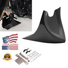Fairing Front Mudguard Spoiler For Harley 2005-15 Sportster Fatboy Glide Dyna