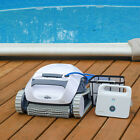 Dolphin E10 Automatic Robotic Pool Cleaner with Easy to Clean Top Load 99996133