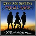 JENNIFER BATTEN'S TRIBAL RAGE - Momentum - CD - Import - BRAND NEW/STILL SEALED