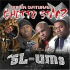 GHETTO STARZ - Sl-ums - CD - **Mint Condition**